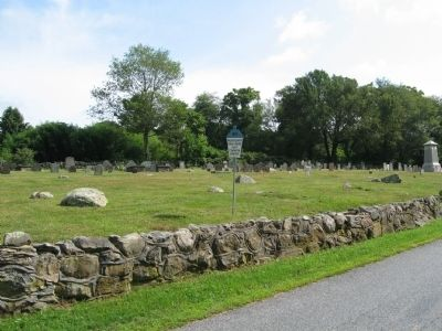 Wequetequock Burial Ground image. Click for full size.