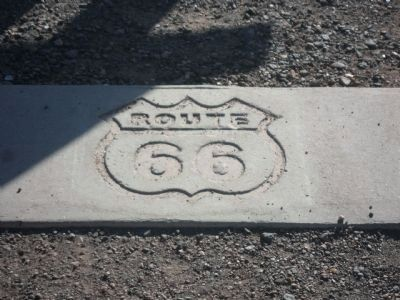 Route 66 Emblem image. Click for full size.