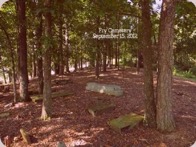 Fry Cemetery image. Click for full size.
