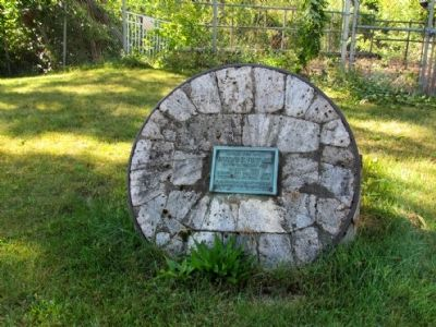 Vicksburg's First Mill Marker image. Click for full size.