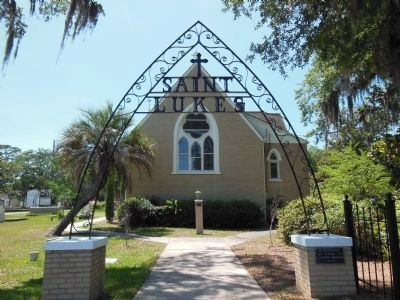 St. Luke's Episcopal Church image. Click for full size.