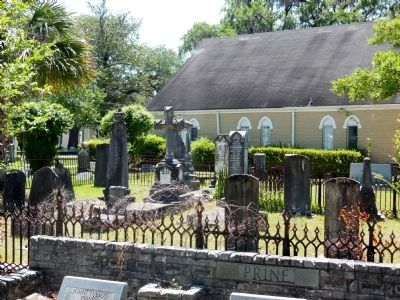 St. Luke's Churchyard Cemetery image. Click for full size.