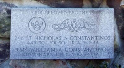 Our Beloved Brothers Marker image. Click for full size.