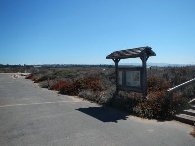 Welcome to Fort Ord Dunes State Park! Marker image. Click for full size.
