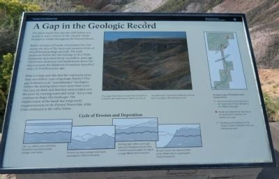 A Gap in the Geologic Record image. Click for full size.