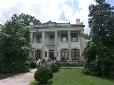 Belle Meade Plantation House image. Click for full size.