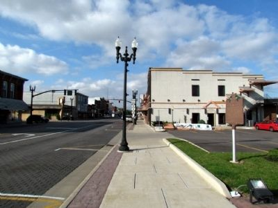 Downtown Archbold image. Click for full size.