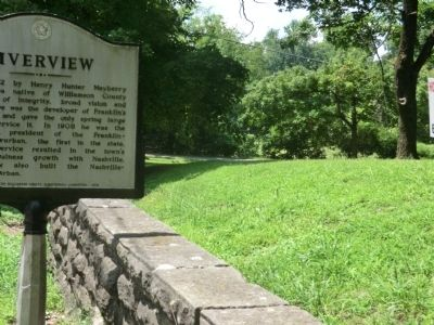 Riverview Marker image. Click for full size.