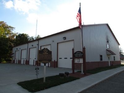 Tiffin Township Fire Station image. Click for full size.