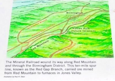 Mineral Railroad image. Click for full size.
