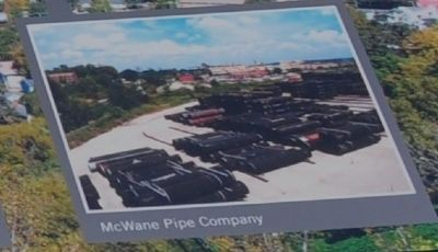 McWane Pipe Company image. Click for full size.