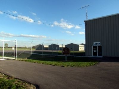 Williams County Airport image. Click for full size.