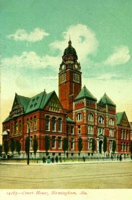 Jefferson County Courthouse image. Click for full size.