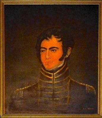 Portrait of Commodore John Rodgers image. Click for full size.