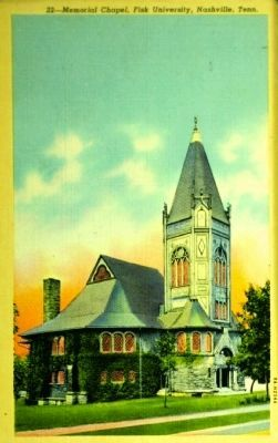 Fisk Memorial Chapel image. Click for full size.