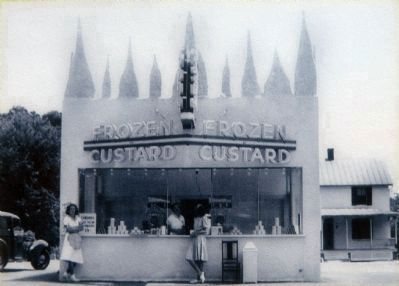 Reindeer Frozen Custard image. Click for full size.