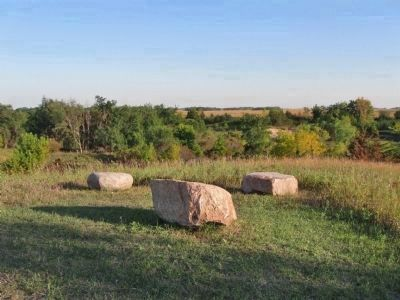Wood Lake Battlefield image. Click for full size.