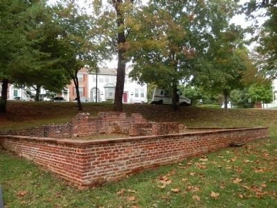 Brick Slave Quarters image. Click for full size.