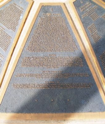 The B-29 Memorial Panel 5 Marker image. Click for full size.