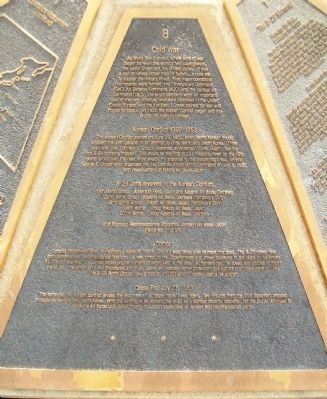 The B-29 Memorial Panel 8 Marker image. Click for full size.