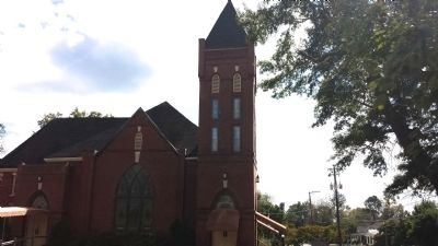 Hurtsboro United Methodist Church image. Click for full size.