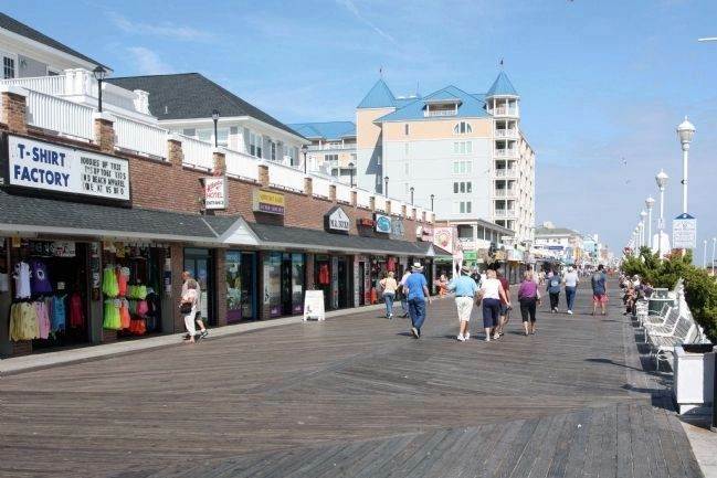 Ocean City Boardwalk image. Click for full size.