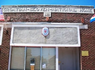 Croatian Consulate at 5th St. and Elizabeth Ave. image. Click for full size.