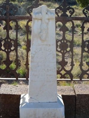 Martin Gleeson's grave image. Click for full size.