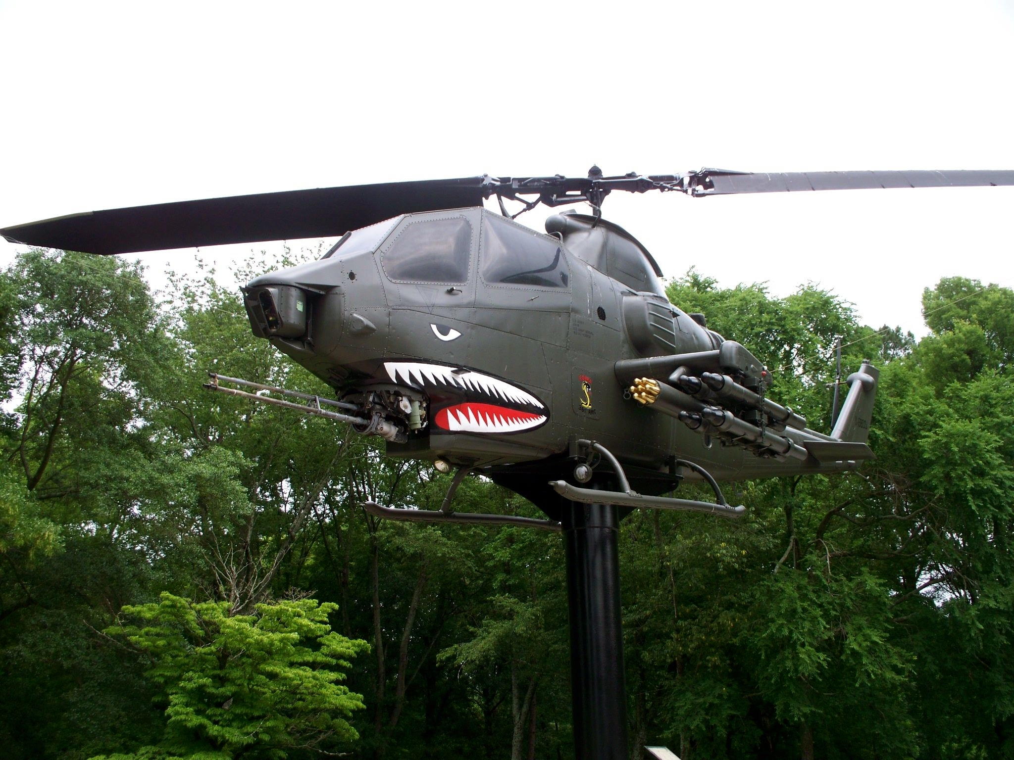 The Cobra Helicopter