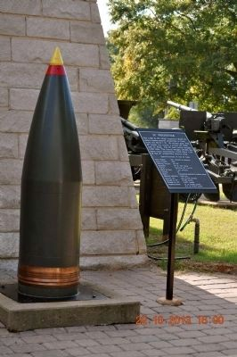 "16"" Projectile Marker image. Click for full size."