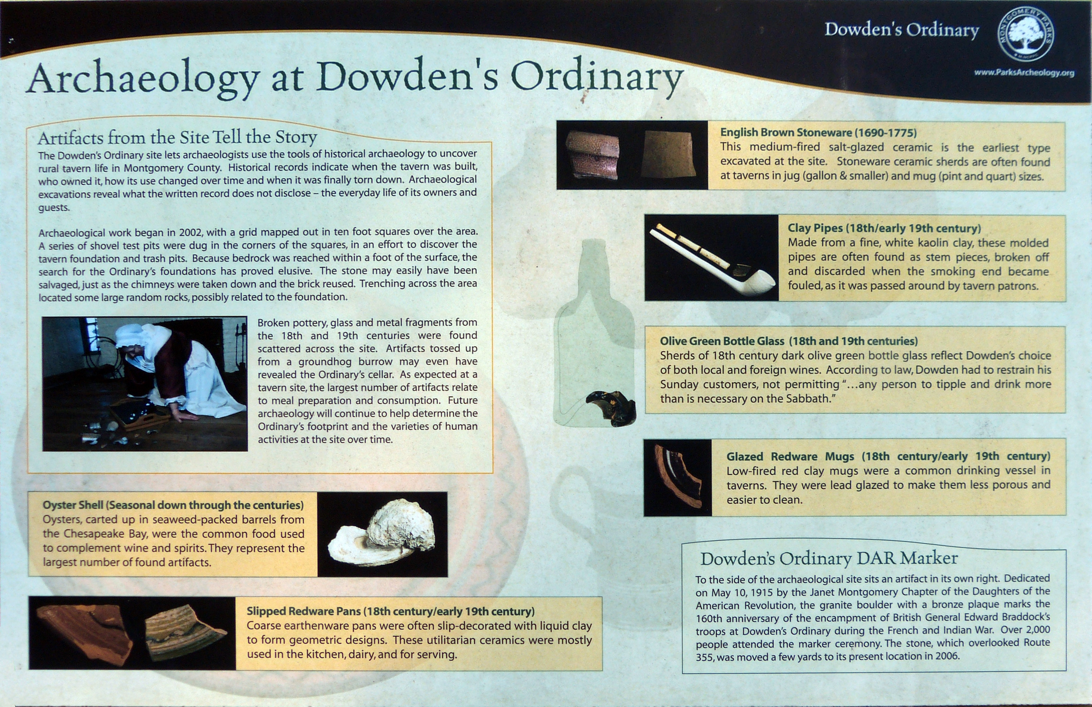 Archaeology at Dowden