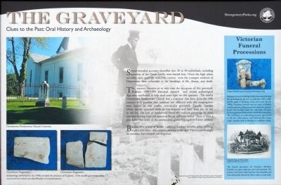 Clues to the Past: Oral History and Archaeology Marker image. Click for full size.