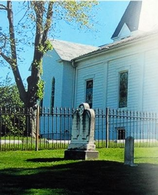 Darnestown Presbyterian Church Cemetery image. Click for full size.
