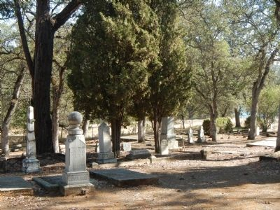 Thompson Flat Cemetery image. Click for full size.