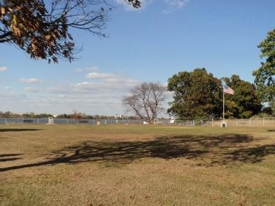 Site of Fort Billingsport image. Click for full size.