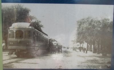 Winona Interurban Railway in the 1910's image. Click for full size.