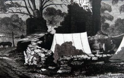 Topographical Encampment, Magruder's Farm image. Click for full size.