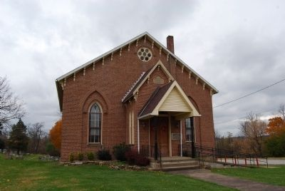 Lower Ten Mile Church image. Click for full size.