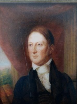 Portrait of Samuel Sprigg (183-1855) image. Click for full size.