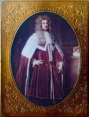 Portrait of Charles Calvert , Third Lord Baltimore<br>by Sir Godfrey Kneller image. Click for full size.
