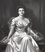 Portrait of Lettie Pate Whitehead Evans image. Click for full size.