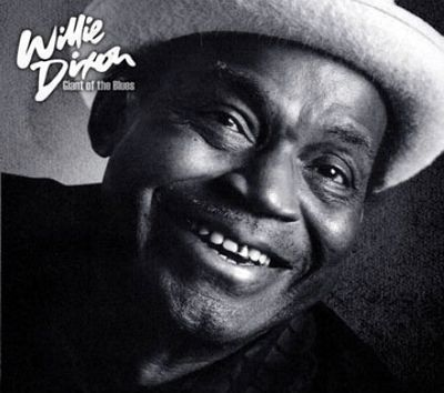 Willie Dixon: Giant of the Blues image. Click for full size.