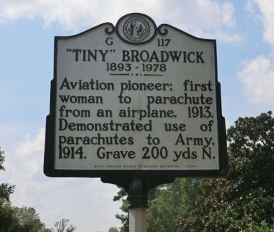 """Tiny"" Broadwick Marker image. Click for full size."
