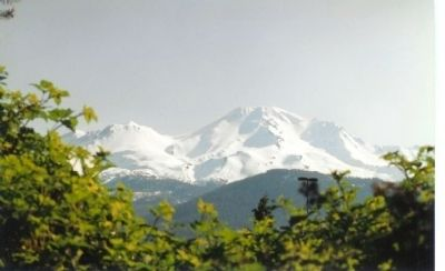 Mount Shasta Summit image. Click for full size.