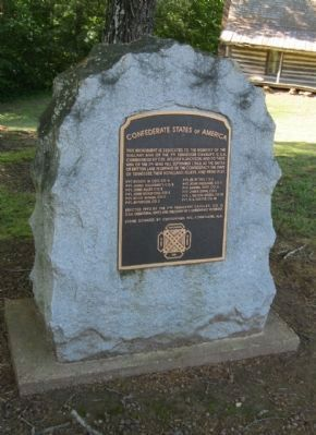 7th Tennessee Cavalry C.S.A. Monument image. Click for full size.