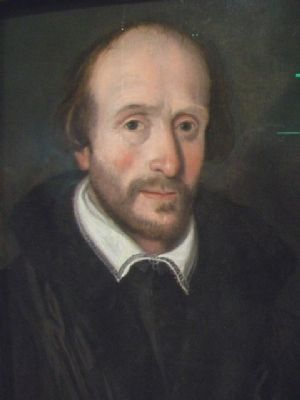 Philipp Melanchthon Portrait in House Museum Collection image. Click for full size.