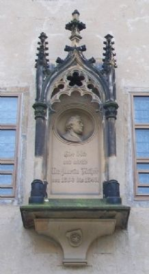 Martin Luther House Monument image. Click for full size.