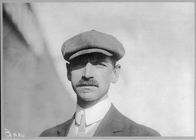 Glenn H. Curtiss 1878 -1930 image. Click for full size.