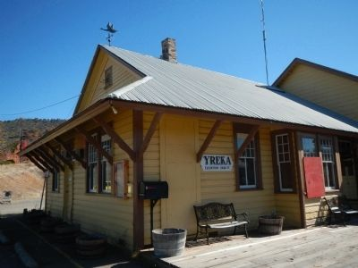 Yreka Western Depot image. Click for full size.