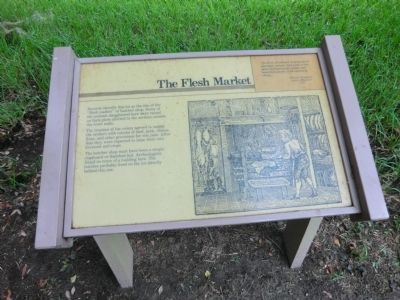 The Flesh Market Marker image. Click for full size.